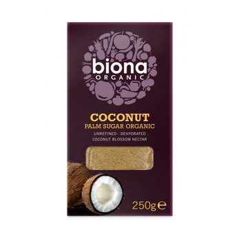 Biona Organic Coconut Palm Sugar - 250g