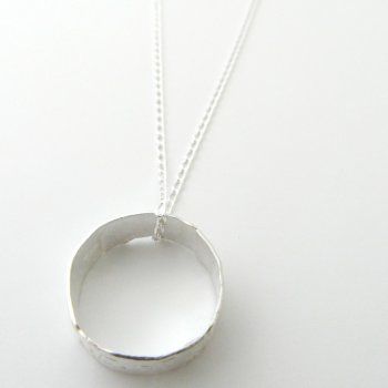 La Jewellery Recycled Grant Me The Serenity Necklace