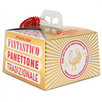 Makers & Merchants Fruit Panettone
