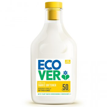 Ecover Fabric Conditioner - Gardenia & Vanilla - 1.5L
