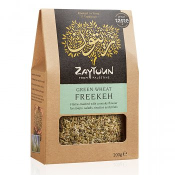 Zaytoun Smoky Freekeh - 200g