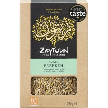 Zaytoun Smoky Freekeh - 250g