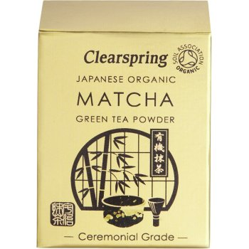 Clearspring Matcha Tea Ceremonial Tin - 30g