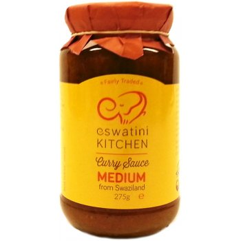 Eswatini Swazi Kitchen Medium Curry Sauce - 275g