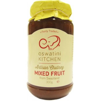 Eswatini Swazi Kitchen Mixed Fruit Chutney - 300g