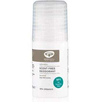 Green People Organic Scent-Free Deodorant - 75ml