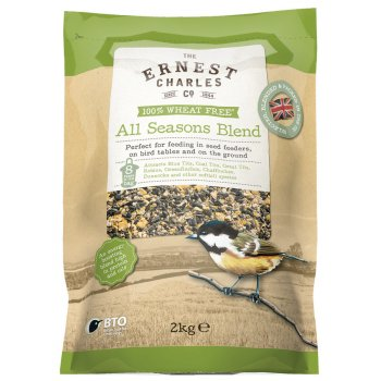 Ernest Charles All Seasons Blend Bird Feed - 2Kg