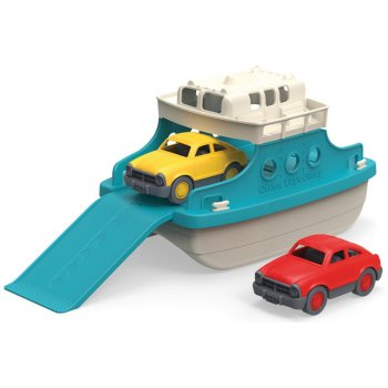 Green Toys Recycled Ferry Boat with Cars