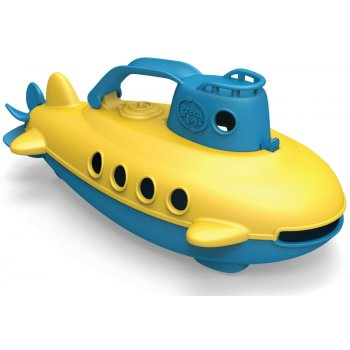 Green Toys Recycled Submarine with Blue Handle