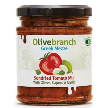 Olive Branch Sundried Tomato Mix - 190g