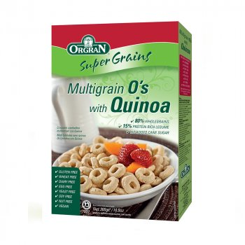 Orgran Multigrain Os with Quinoa - 300g