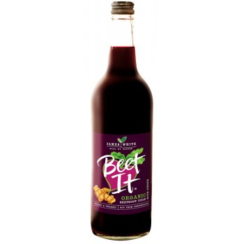 James White Beet It Beetroot Juice with Ginger - 750ml