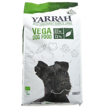 Yarrah Vegetarian Organic Dog Food - 10kg