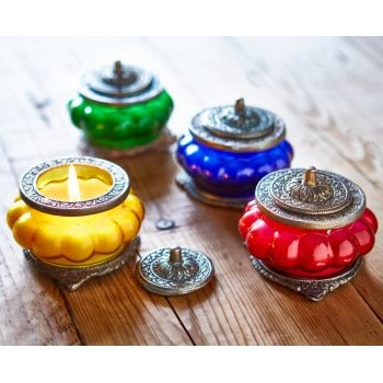 The Great Indian Caravan Moroccan Style Scented Candle