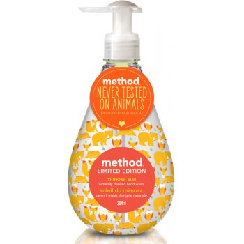 Method Designed For Good Gel Handsoap - Mimosa Sun - 354ml
