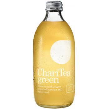 ChariTea Iced Green Tea with Ginger - 330ml