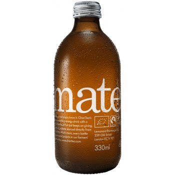 ChariTea Sparkling Iced Mate Tea - 330ml