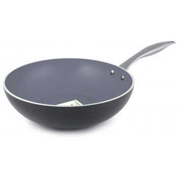 GreenPan Venice Induction Open Wok - 30cm