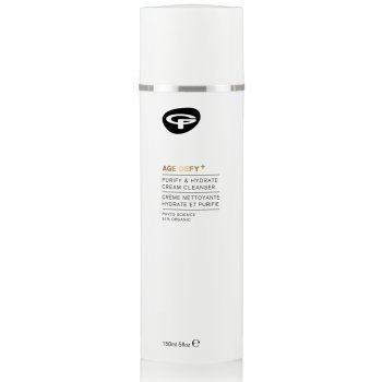 Green People Age Defy  Purify & Hydrate Cream Cleanser - 150ml