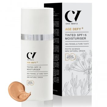 Green People Age Defy  by Cha Vøhtz Tinted Moisturiser SPF15 - Medium - 30ml