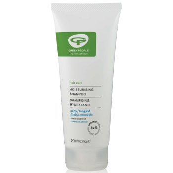 Green People Moisturising Shampoo - 200ml