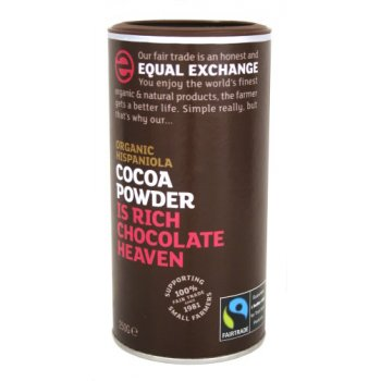 Equal Exchange Fairtrade & Organic Cocoa - 250g