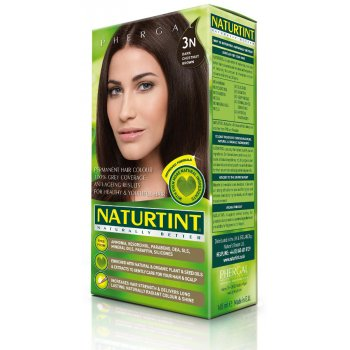 Naturtint 3N Dark Chestnut Brown Permanent Hair Dye - 170ml