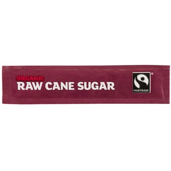 Equal Exchange Fairtrade & Organic Sugar Sticks - 1000