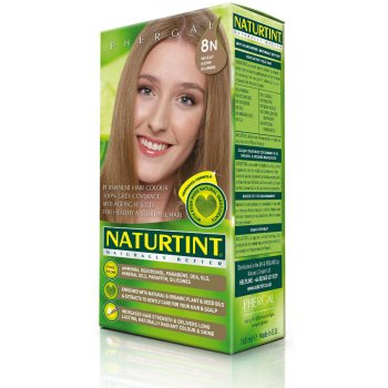 Naturtint 8N Wheatgerm Blonde Permanent Hair Dye - 170ml