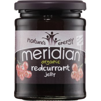 Meridian Organic Redcurrant Jelly - 284g