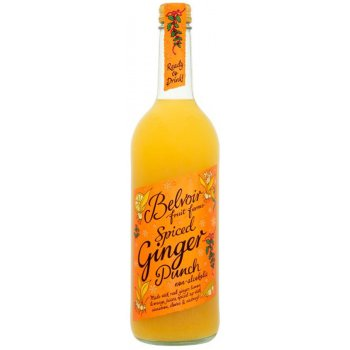 Belvoir Spiced Ginger Punch - 750ml