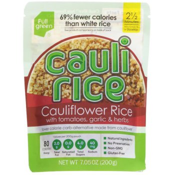 Cauli Rice - Tomato, Garlic & Herb 200g