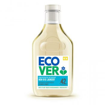 Ecover Concentrated Non-Bio Laundry Liquid - Lavender & Sandalwood - 1.5L - 42 Washes