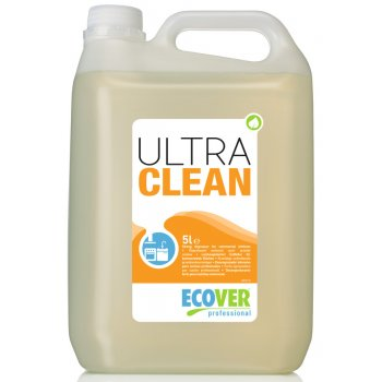 Ecover Professional A13 Ultraclean Cleaner & Degreaser - 5 Litre
