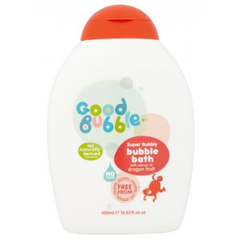 Good Bubble Super Bubbly Bath - Dragon Fruit - 400ml