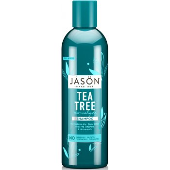Jason Tea Tree Oil Therapy Shampoo - Normalising - 517ml