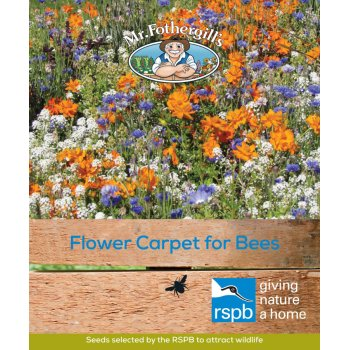 Mr Fothergills RSPB Seed Mix - Flower Carpet for Bees