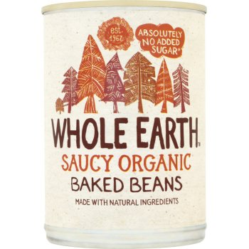 Whole Earth Organic Baked Beans 400g