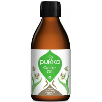 Pukka Organic Castor Oil - 250ml