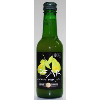 James White Organic Pear Juice - 250ml