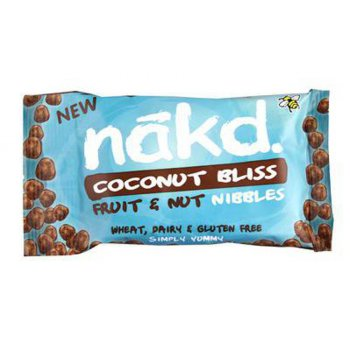 Nakd Coconut Bliss Gluten Free Fruit & Nut Nibbles - 40g