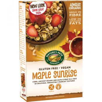 Natures Path Organic Maple Sunrise 332g