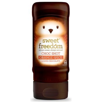Sweet Freedom Choc Shot Liquid Chocolate - Orange Spice- 320g