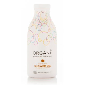 Organii Shower Gel - Shea Butter - 300ml