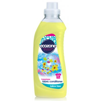 Ecozone Fabric Conditioner - Happiness - 1L