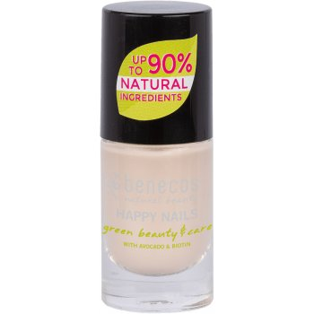 Benecos Nail Polish - Sharp Rose - 5ml