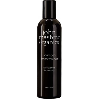 John Masters Organics Lavender Rosemary Shampoo for Normal Hair - 236ml