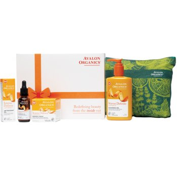 Avalon Organics Skin Care Gift Set - Intense Defense