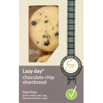 Lazy Day Chocolate Chip Shortbread - 150g