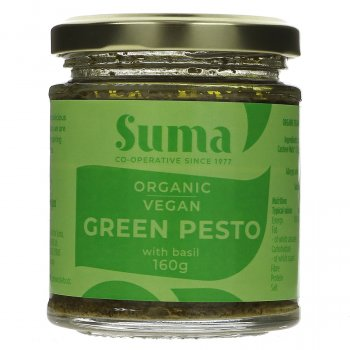 Suma Vegan Green Pesto 160g